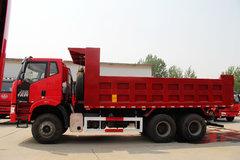 一汽解放 J6P重卡 350马力 6X4 6.2米自卸车(CA3250P66K2L2BT1AE4) 卡车图片