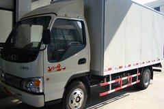 江淮好运33 120马力 4.15米单排厢式轻卡 卡车图片