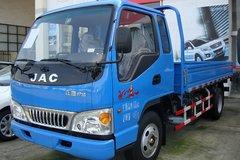 江淮好运33 120马力 3.9米单排栏板轻卡 卡车图片