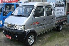 江淮 好微 1.1L 61马力 汽油 双排栏板式微卡 卡车图片