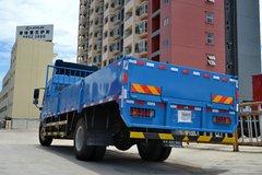 青岛解放 龙V中卡 180马力 4X2 6.2米排半栏板载货车(CA5167CCYPK2L2E4A80-1) 卡车图片
