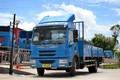 青岛解放 龙V中卡 180马力 4X2 6.2米排半栏板载货车(CA5167CCYPK2L2E4A80-1)
