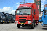 青岛解放 龙V中卡 180马力 4X2 6.75米厢式载货车(CA5168XXYPK2L2E5A80-3)图片