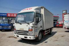 江淮 帅铃K330 120马力 4.2米单排厢式轻卡(窄体)(气刹)(HFC5041XXYP73K2C3)