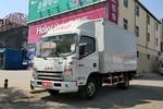 江淮 新帅铃H330 120马力 4.12米单排厢式轻卡(HFC5043XXYP71K2C2V)
