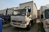 江淮 威铃II中卡 141马力 4X2 6.8米厢式载货车(HFC5130XXYP81K3E1)