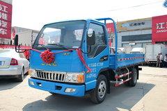 江淮 康铃H3窄体 120马力 3.7米单排栏板轻卡(HFC1040P93K5B4) 卡车图片