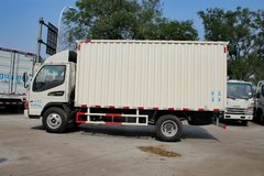 江淮 骏铃K330 120马力 4.2米单排厢式轻卡(HFC5045XXYP92K3C2) 卡车图片