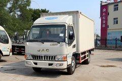 江淮 骏铃K330 120马力 4.15米单排厢式轻卡(HFC5045XXYP92K3C2) 卡车图片