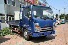 江淮 帅铃K330 120马力 4.2米单排栏板轻卡(窄体)(油刹)(HFC1041P73K2C3) 卡车图片