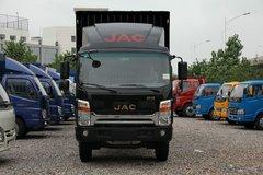 江淮 帅铃H415 154马力 4X2 5.2米排半厢式载货车(HFC5121XXYP71K1D1V)