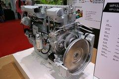 潍柴WP13.530E40 530马力 13L 国四 柴油发动机