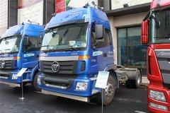 福田 欧曼ETX 5系重卡 336马力 4X2 LNG牵引车(BJ4182SLFCA-XA) 卡车图片
