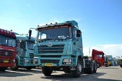 陕汽重卡 德龙F3000 336马力 6X4牵引车(SX4256NT324Z) 卡车图片