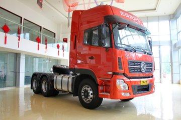 东风商用车 天龙重卡 420马力 6X4牵引车(16挡)(DFL4251AX16A)