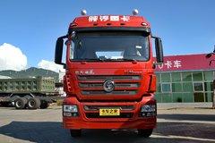 陕汽重卡 德龙新M3000 380马力 6X4 LNG牵引车(SX4258GR384TL)图片