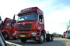 陕汽重卡 德龙F3000 375马力 6X4牵引车(SX4256NT324Z) 卡车图片
