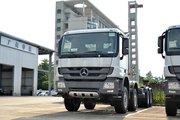 奔驰 Actros重卡 408马力 8X4载货车(型号4141底盘)
