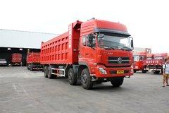 东风商用车 大力神重卡 385马力 8X4 8.6米自卸车(高顶)(DFL3318A14)