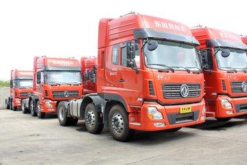 东风商用车 天龙重卡 340马力 6X2牵引车(DFL4250A3)