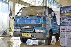 江铃 经典顺达 102马力 2.2米双排栏板轻卡(JX1030TSA4) 卡车图片