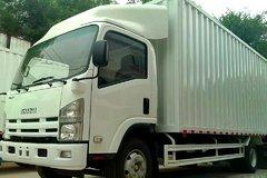 庆铃 五十铃700P系列中卡 189马力 6.2米厢式载货车(QL5100XXY9MARJ)(油刹) 卡车图片