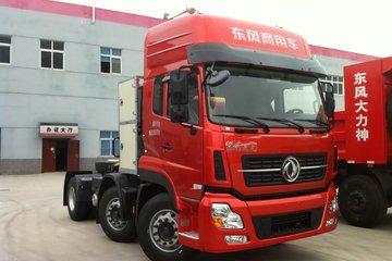 东风商用车 天龙重卡 375马力 6X2天然气牵引车(DFH4240A1)