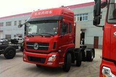 东风商用车 天龙重卡 375马力 6X2天然气牵引车(DFH4240A1) 卡车图片