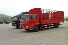 东风商用车 天锦中卡 160马力 4X2 6.6米排半仓栅式载货车(DFL5120CCQB18) 卡车图片