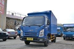 江铃 凯锐 152马力 4.1米单排厢式轻卡(JX5047XXYXGB2) 卡车图片