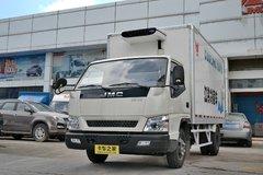江铃 新凯运 109马力 4.1米单排厢式轻卡(JX1042TG24) 卡车图片