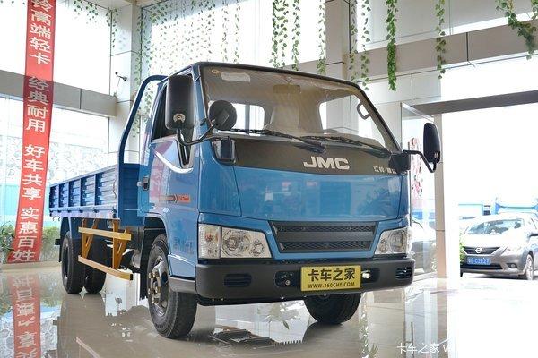 上海九和顺达窄体载货车让利4000元促销中