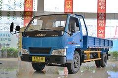 江铃 顺达 普通款 109马力 4.2米单排栏板轻卡(JX1041TGB24) 卡车图片
