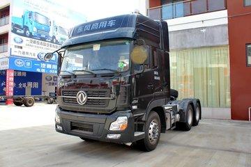 东风商用车 天龙重卡 350马力 6X4危化品运输牵引车(DFL4251A16)
