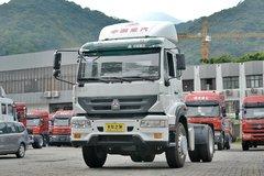 中国重汽 金王子重卡 300马力 4X2牵引车(半高顶)(ZZ4181M3611D1) 卡车图片