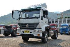 中国重汽 新黄河C5B中卡 220马力 4X2牵引车(ZZ4184K3616D1) 卡车图片