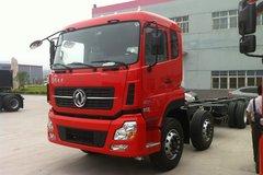 东风商用车 天龙重卡 320马力 8X4危险品载货车底盘(DFL1311A10) 卡车图片