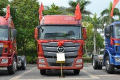 福田 欧曼GTL 6系重卡 超能版 标准型 380马力 4X2牵引车(BJ4189SLFKA-XA) 卡车图片