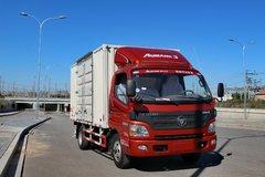 福田 欧马可3系 标载版 143马力 4.165米单排厢式轻卡(BJ5049V8BEA-FA) 卡车图片
