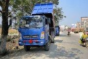 中国重汽 豪曼H3 140马力 4X2 3.85米自卸车(ZZ3048F18DB1)