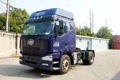 一汽解放 J6P重卡 420马力 4X2牵引车(CA4180P66K24HE4) 卡车图片