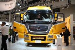 东风商用车 天龙旗舰重卡 480马力 6X4牵引车(DFH4250C) 卡车图片