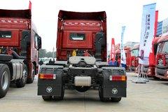 福田 欧曼GTL 6系重卡 超能版 380马力 6X2牵引车(BJ4253SNFKB-XJ) 卡车图片