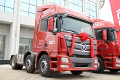 福田 欧曼GTL 6系重卡 超能版 430马力 6X2牵引车(BJ4259SNFKB-AC) 卡车图片