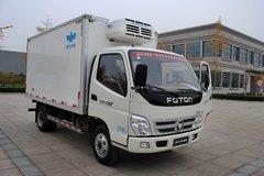福田奥铃CTX 154马力 4X2 冷藏车(BJ5149XLC-F1)