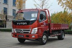 福田 奥铃捷运 108马力 4.23米单排栏板轻卡(BJ1049V9JEA-3) 卡车图片