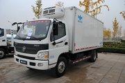 福田 欧马可3系 156马力 4X2 冷藏车(速比4.875)(BJ5109XLC-A2)
