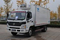 福田欧马可3系 154马力 4X2 冷藏车(BJ5089XLC-FB)