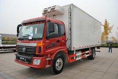 福田欧马可5系 168马力 4X2 冷藏车(BJ5169XXY-A3)