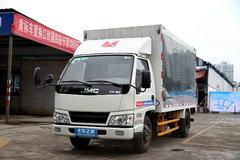 江铃 新顺达 110马力 4.2米广告宣传车(JX5044XXCXG2) 卡车图片